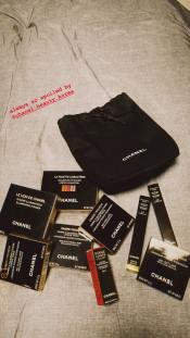 3-BLACKPINK Jennie Instagram Story 23 October 2018