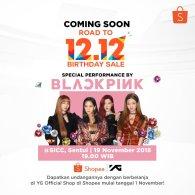 3-BLACKPINK Shopee Indonesia Birthday Sale Event SICC Sentul