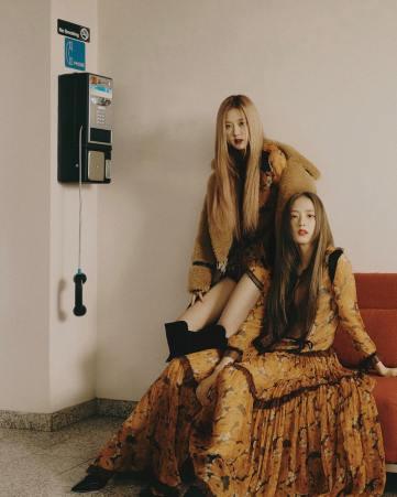 4-HQ-BLACKPINK Jisoo Rose Vogue Korea Magazine November 2018 Issue