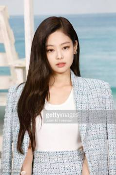 5-BLACKPINK Jennie Chanel Paris Fashion Week 2 October 2018