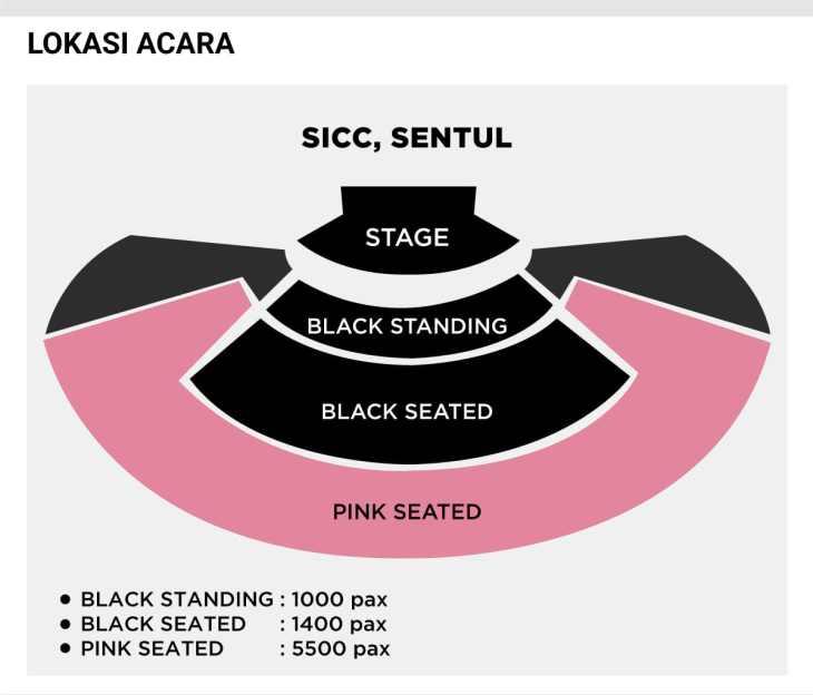 5-BLACKPINK Shopee Indonesia Birthday Sale Event SICC Sentul