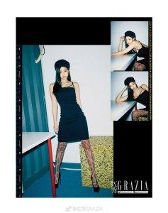 BLACKPINK Jennie GRAZIA China Magazine
