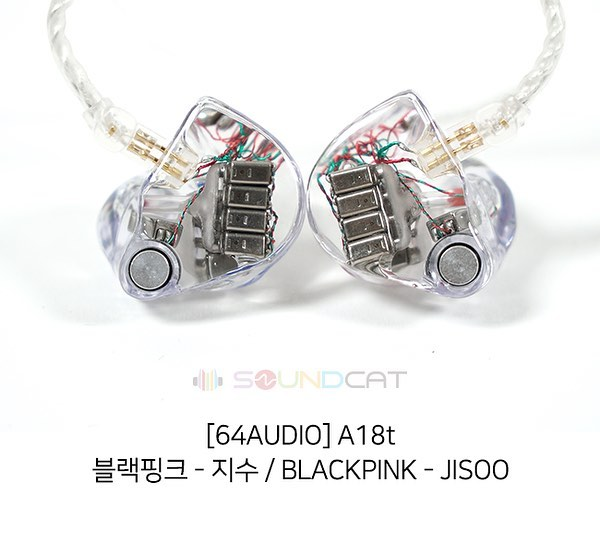 BLACKPINK In Ear Monitors