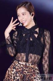 6-BLACKPINK Jisoo Tokyo Girls Collection Kitakyushu 2018 Photos