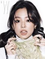 8-HQ-BLACKPINK Jennie W Korea Magazine November 2018 Issue