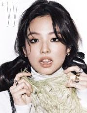 8-HQ-BLACKPINK Jennie W Korea Magazine November 2018 Issue