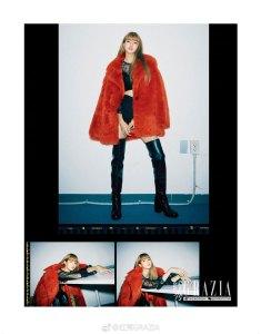 BLACKPINK Lisa GRAZIA China Magazine