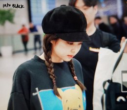 9-BLACKPINK-Jennie-Airport-Photo-10-October-2018-From-Japan