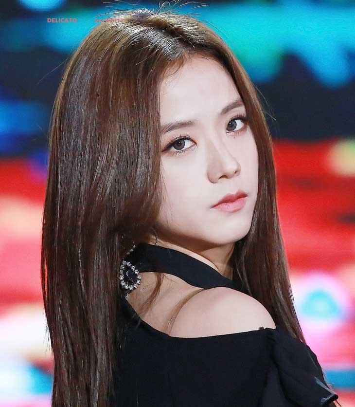 Hq Photos Blackpink Jisoo At Bbq Sbs Super Concert 2018