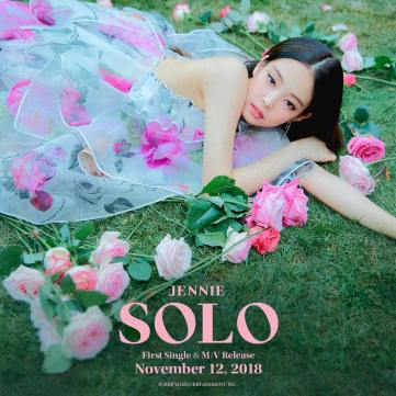 1-BLACKPINK Jennie Instagram Photo 1 November 2018 Teaser SOLO