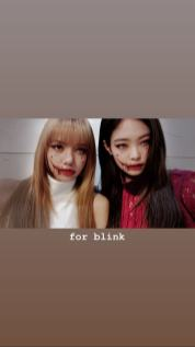 1-BLACKPINK Jennie Instagram Story 31 October 2018 Halloween