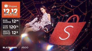 1-BLACKPINK Jisoo Shopee Indonesia Commercial