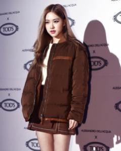 1-BLACKPINK Rose Instagram Photo 27 Nov 2018 TODs Event