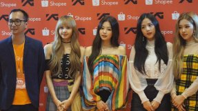 1-BLACKPINK Shopee Indonesia Press Photos