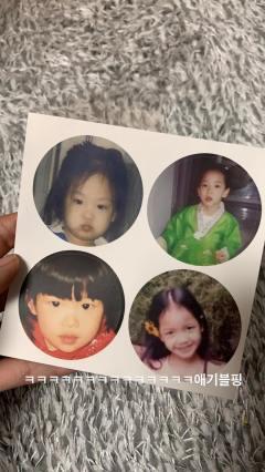 1-BLACKPINK baby Jennie Insta Story 20 Nov 2018