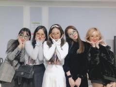18-Backstage Photo BLACKPINK Seoul Concert 2018
