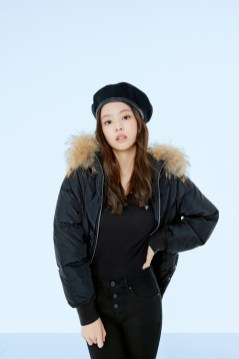 2-HQ-BLACKPINK GUESS Winter Coat Jacket Collection