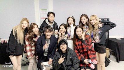 21-Backstage Photo BLACKPINK Seoul Concert 2018