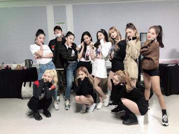 26-Backstage Photo BLACKPINK Seoul Concert 2018