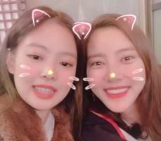 3-BLACKPINK Jennie Instagram Photo 16 November 2018