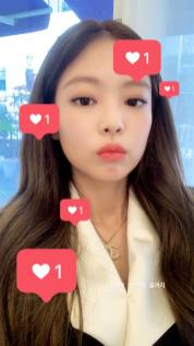 3-BLACKPINK Jennie Instagram Story 12 November 2018 SOLO