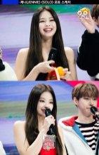 3-BLACKPINK-Jennie-SOLO-Inkigayo-25-Nov-2018-PD-Note