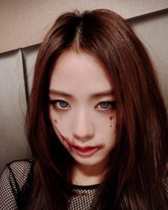 3-BLACKPINK Jisoo Instagram Photo 31 October 2018 Halloween