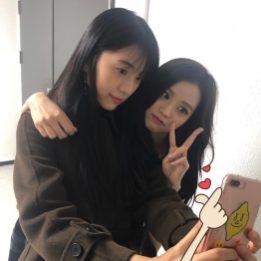 3-BLACKPINK Jisoo and Sister Kim Ji Yoon