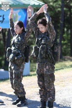 3-BLACKPINK Lisa Real Men 300 MBC Naver Post
