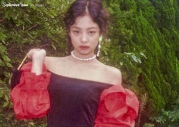 38-HQ Scan BLACKPINK Jennie SOLO Photobook