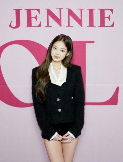4-BLACKPINK Jennie SOLO Press Conference