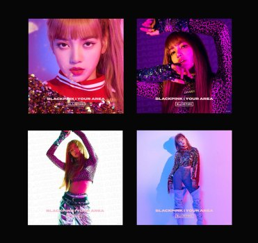 4-BLACKPINK-Lisa-in-Your-Area-Japanese-Album
