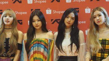 4-BLACKPINK Shopee Indonesia Press Photos