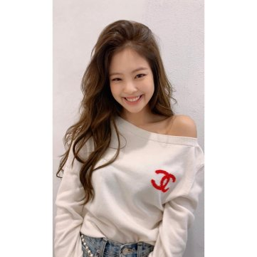 5-BLACKPINK Jennie Instagram Photo 17 November 2018 SOLO Fansign