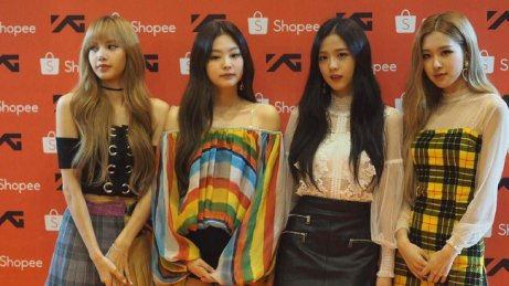5-BLACKPINK Shopee Indonesia Press Photos