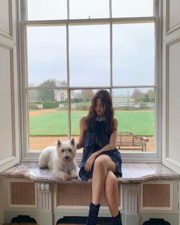 6-BLACKPINK Jennie Instagram Photo 13 November 2018