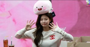 6-BLACKPINK Jennie SOLO Fansign Event 17 November 2018 Coex
