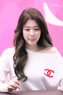 65-BLACKPINK Jennie SOLO Fansign Event 17 November 2018 Coex