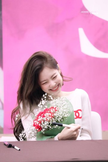 67-BLACKPINK Jennie SOLO Fansign Event 17 November 2018 Coex