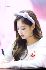 69-BLACKPINK Jennie SOLO Fansign Event 17 November 2018 Coex