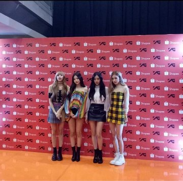 7-BLACKPINK Shopee Indonesia Press Photos