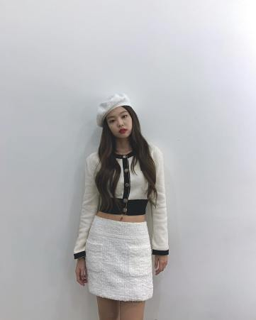 8-BLACKPINK Jennie Instagram Photo 13 November 2018