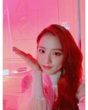 8-BLACKPINK Jisoo Instagram Photo 20 Nov 2018 Shopee