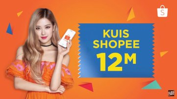 8-BLACKPINK Rose Shopee Indonesia Commercial