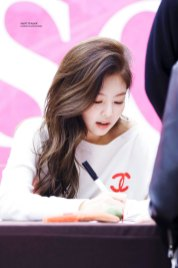 87-BLACKPINK-Jennie-SOLO-Fansign-Event-17-November-2018-Coex