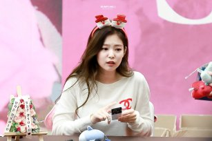 93-BLACKPINK Jennie SOLO Fansign Event 17 November 2018 Coex