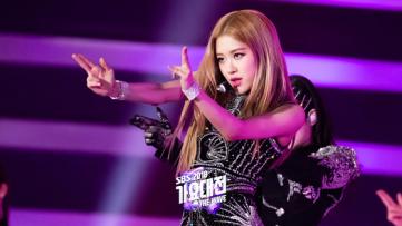 12-BLACKPINK Rose SBS Gayo Daejun 2018 Official Photos