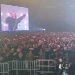 3-BLACKPINK Jennie Instagram Photo Kyocera Dome Christmas