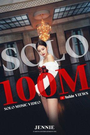 3-BLACKPINK Jennie SOLO 100 Million Views