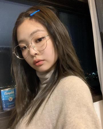 4-BLACKPINK Jennie Instagram Photo 27 December 2018